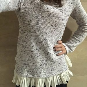 Thick sweater perfect for Fall/Winter